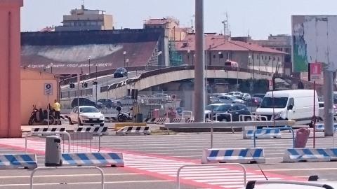 Hafen-Filz, Livorno